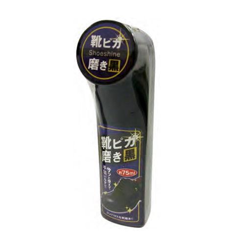 靴ピカ磨き 黒 75ml 29-387