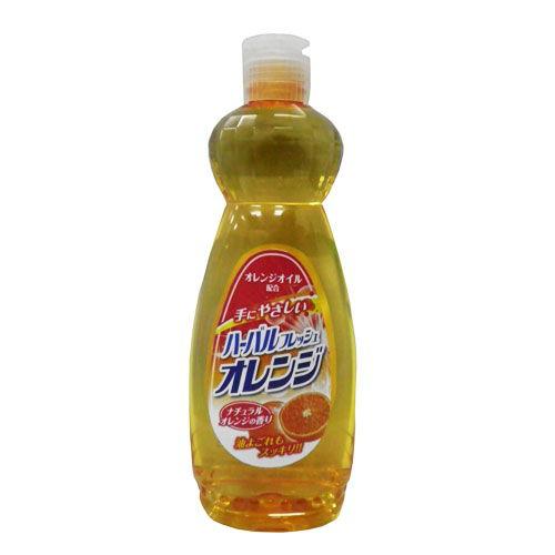 台所用洗剤 ハーバルフレッシュオレンジ 600ml 01061-151067