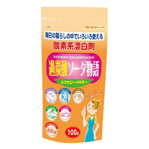 過炭酸ソーダ物語 100g K-9007