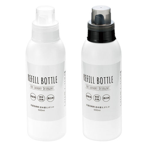 詰め替えボトル 洗濯洗剤用 500ml 0206-258