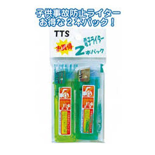 TTS 電子ライター プッシュ式 2本入 29-454