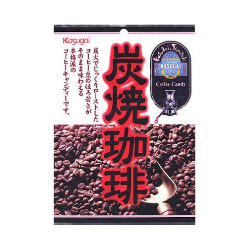 春日井 キャンディ 炭焼珈琲 エコノミー 65g