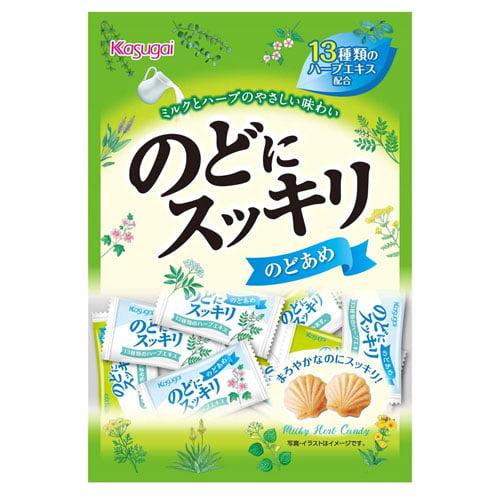 春日井 キャンディ のどにスッキリ エコノミー 75g