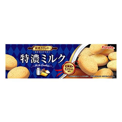 フルタ クッキー 特濃ミルククッキー 12枚入