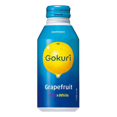 サントリー GOKURI グレープフルーツ ピンク&ホワイト 400g