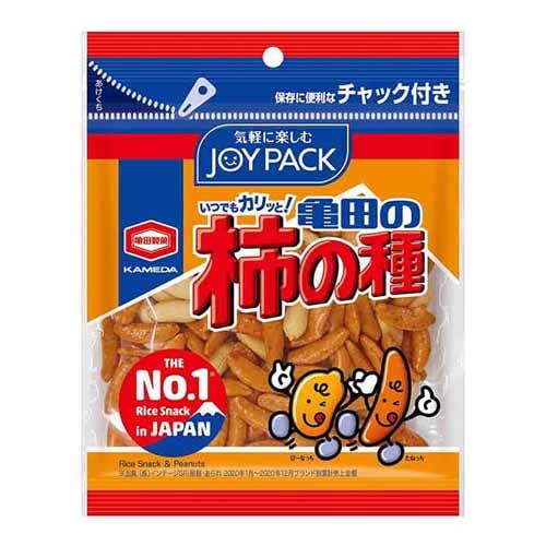 亀田製菓 亀田の柿の種 86g