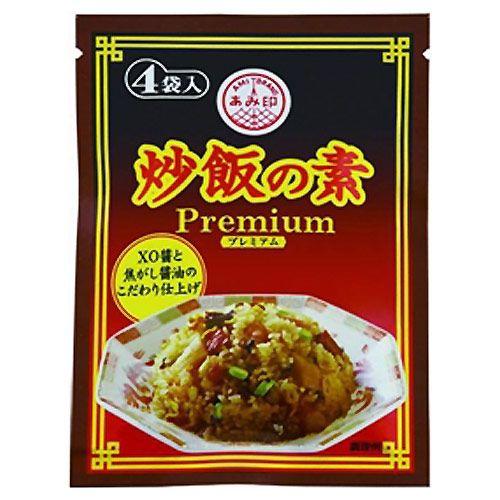 あみ印 料理の素 炒飯の素 4袋入
