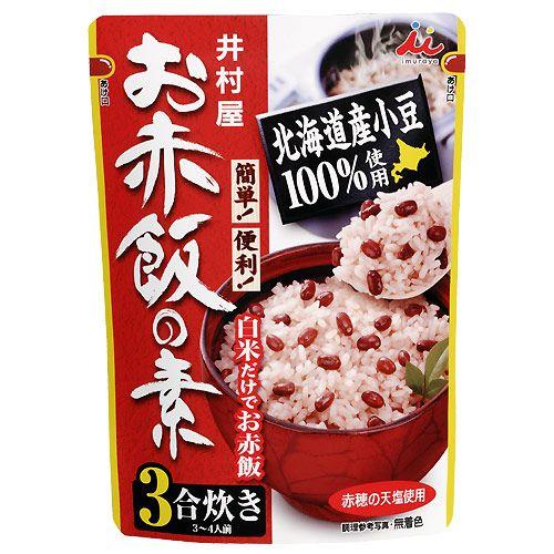 井村屋 お赤飯の素 230g