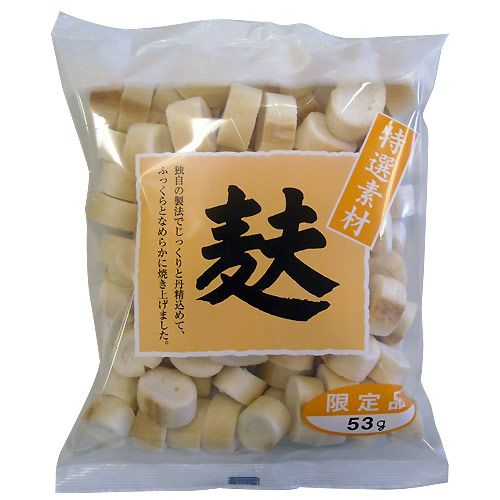 しきしま 乾物 お徳用麸 53g