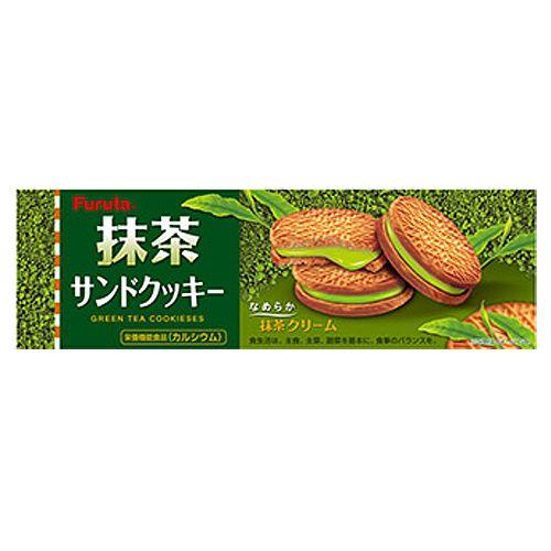 フルタ製菓 抹茶サンドクッキー 10枚