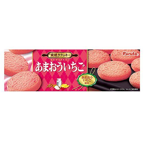 フルタ製菓 あまおういちごクッキー 12枚