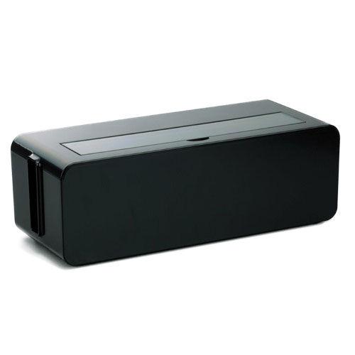 テーブルタップボックス L ブラック 4832