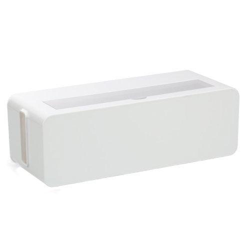 テーブルタップボックス L ホワイト 4832