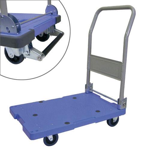 ナンシン サイレントマスター 樹脂製台車 耐荷重150kg