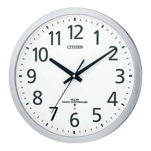 シチズン 壁掛け時計 スペイシーM462