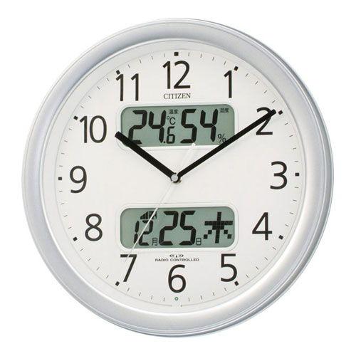 シチズン 壁掛け時計 ネムリーナカレンダーM01