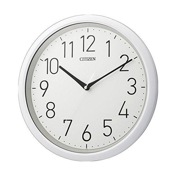 シチズン 壁掛け時計 スペイシーアクア 8MG799-003