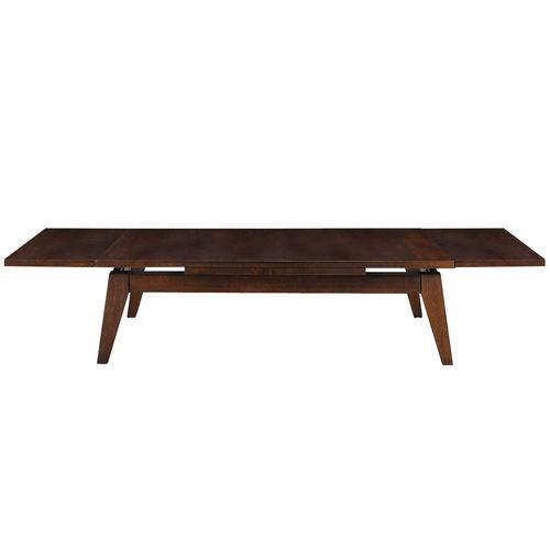 東谷 エクステンションテーブル コパン ブラウン CPN-102BR