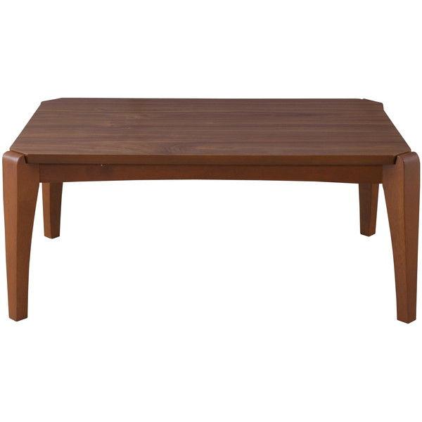 東谷 こたつテーブル W90×D60×H38cm KT-109