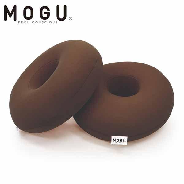 MOGU サークルパッド 2個セット ブラウン