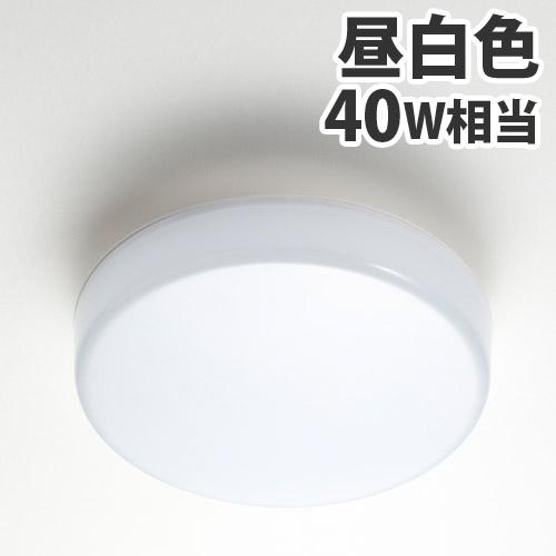 【売切れ御免】ルミナス LED小型ライト 40W相当 昼白色 EG-SL-40N