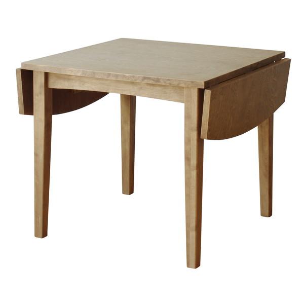 関家具 ギモーブ 伸長ダイニングテーブル W780~1240×D780×H700mm