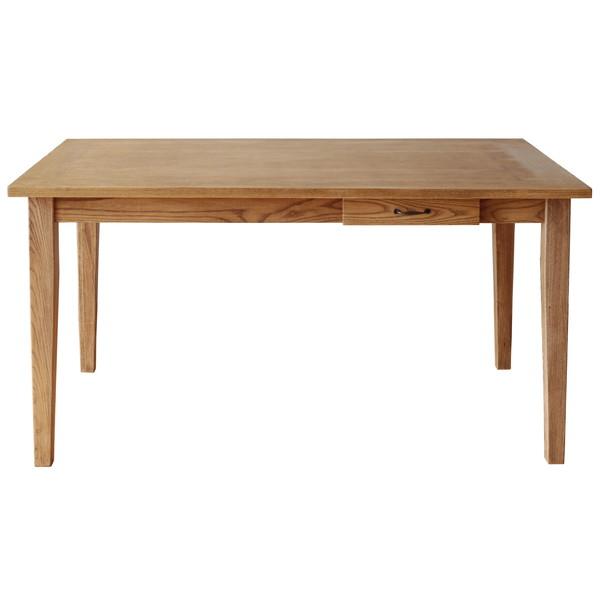 関家具 ファッジ ダイニングテーブル W1350×D800×H700mm