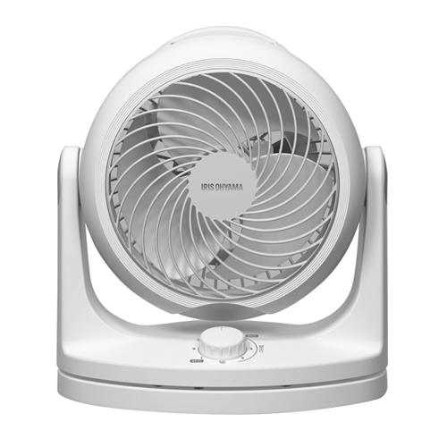アイリスオーヤマ 扇風機 Hシリーズ サーキュレーター 首振りタイプ ~14畳 ホワイト PCF-HD18-W