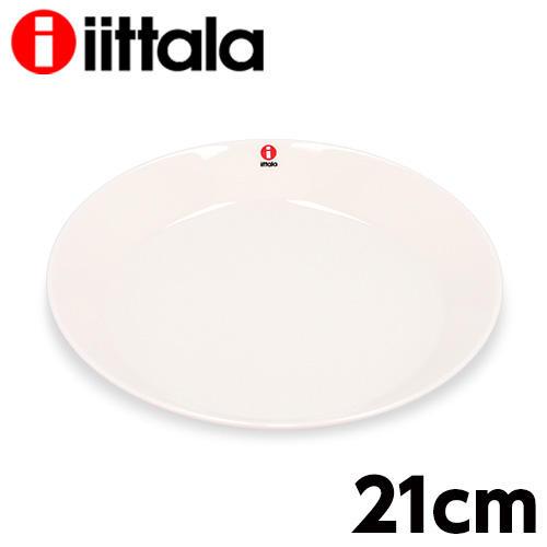 iittala イッタラ Teema ティーマ プレート 21cm ホワイト