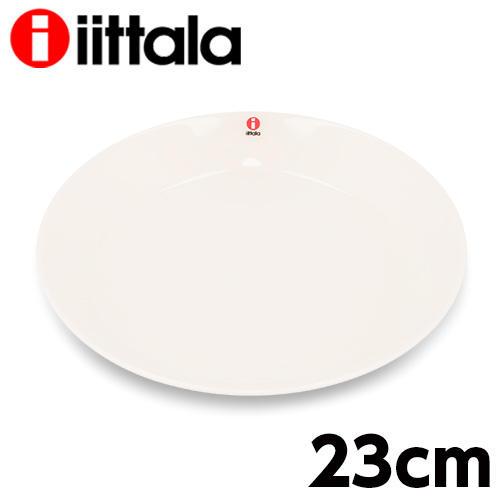 iittala イッタラ Teema ティーマ プレート 23cm ホワイト