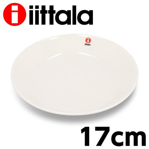 iittala イッタラ Teema ティーマ プレート 17cm ホワイト