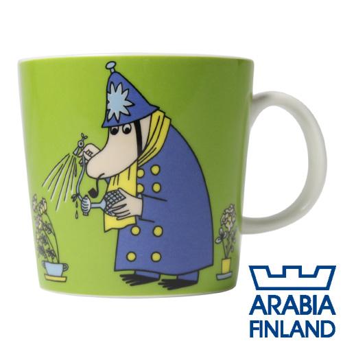 ARABIA アラビア Moomin ムーミン マグ インスペクター 300ml Inspector マグカップ