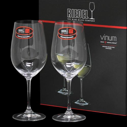 Riedel ワイングラス ヴィノム ジンファンデル/リースリング・グラン・クリュ 2個セット 6416/15