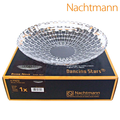 Nachtmann ボサノバ ボウル 25cm 77672