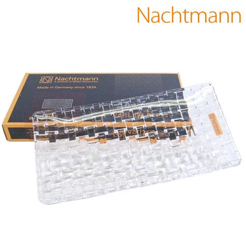 Nachtmann ボサノバ レクタングラー プレート 28cm 81399