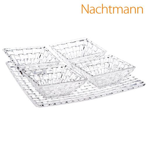 Nachtmann ボサノバ サービング 5個セット 90023