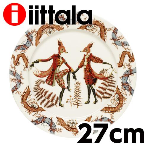 iittala Tanssi タンシ フラットプレート 27cm