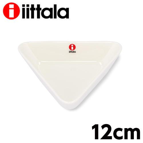 iittala Teema ティーマ トライアングルプレート 12cm ホワイト