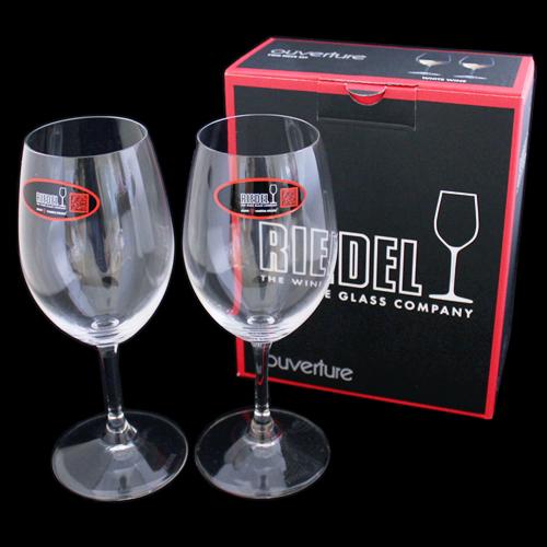 Riedel オヴァチュア ホワイトワイン 2個セット 6408/5