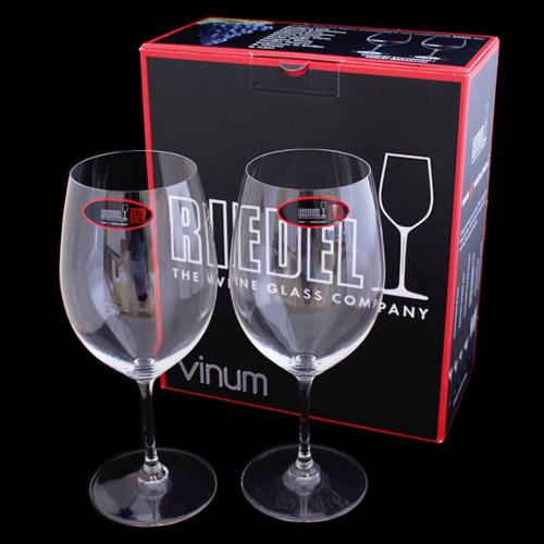 Riedel ワイングラス ヴィノム カベルネ・ソーヴィニヨン/メルロ ボルドー 2個セット 6416/0