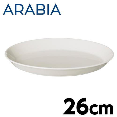 ARABIA アラビア Koko ココ オーバルプレート 26cm ホワイト
