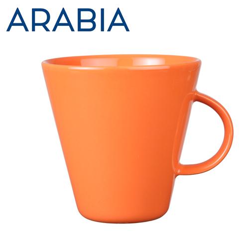 ARABIA アラビア Koko ココ マグカップ 350ml オレンジ