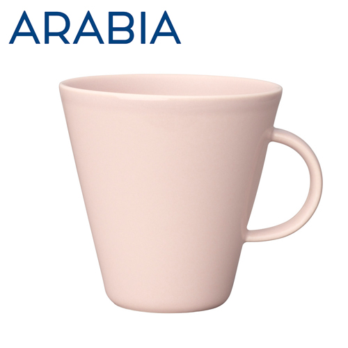 ARABIA アラビア Koko ココ マグカップ 350ml ペールピンク