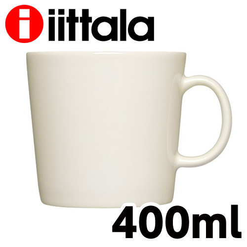 iittala Teema ティーマ マグカップ 400ml ホワイト
