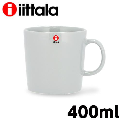 iittala イッタラ Teema ティーマ マグカップ 400ml パールグレー