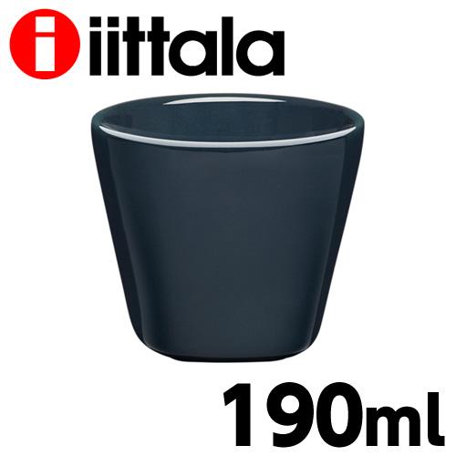 iittala イッタラ×イッセイミヤケ マグカップ 190ml ダークグリーン