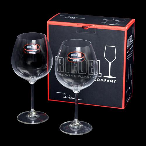 Riedel ワイングラス ワイン ピノ・ノワール/ネッビオーロ 2個セット 6448/7