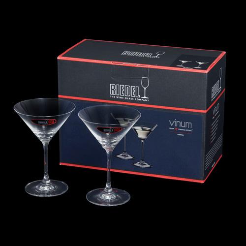 Riedel ワイングラス ヴィノム マティーニ 2個セット 6416/77