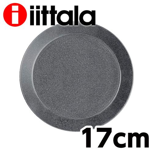 iittala Teema ティーマ プレート 17cm ドッテドグレー