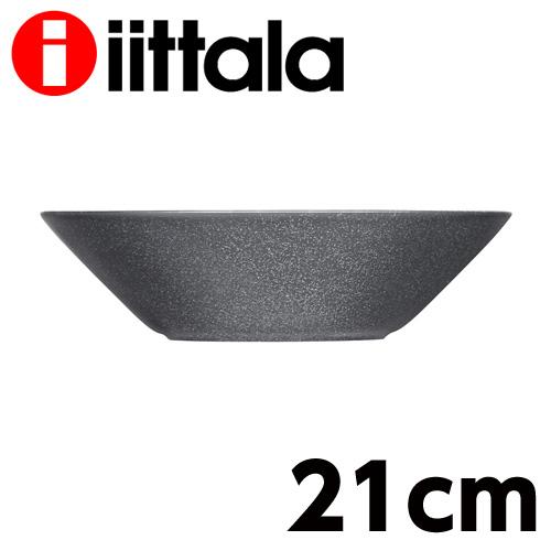 iittala Teema ティーマ ディープ プレート 21cm ドッテドグレー